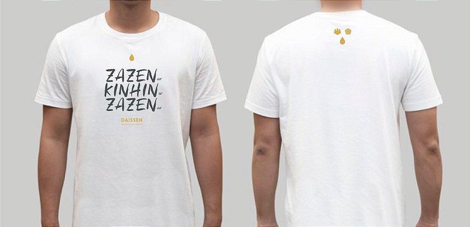 Camiseta Zazen Kinhin Zazen