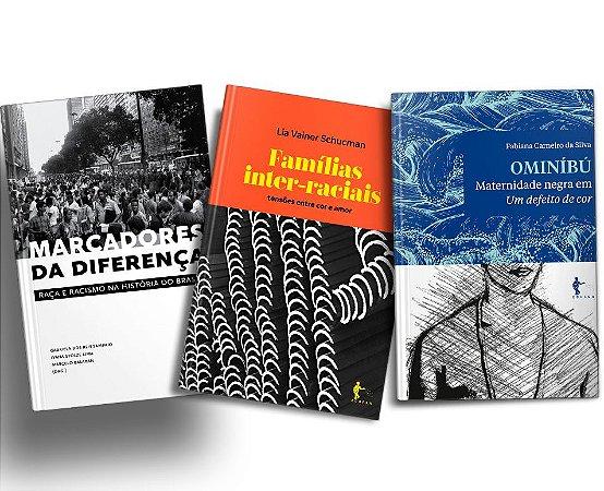 Kit:  Marcadores da diferença + Ominibú + Família inter-raciais