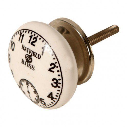 Puxador Relógio