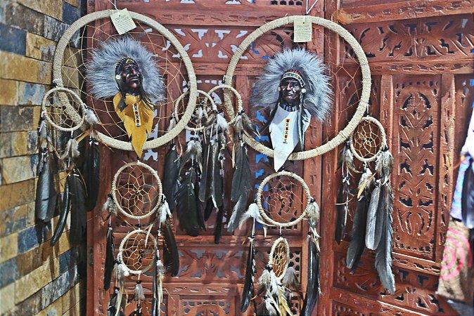 Filtros Apanhador de Sonhos Bali - Grande 95cm