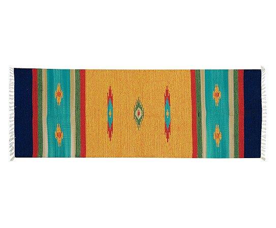 Passadeira Indiano Kilim  - 60X180cm