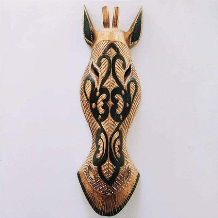 Máscara 3D - Girafa / Zebra  50cm