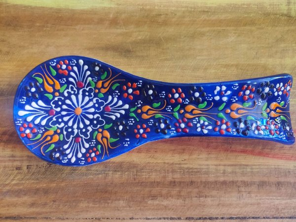 Descanso de talheres relevo - Turqüia 18cm