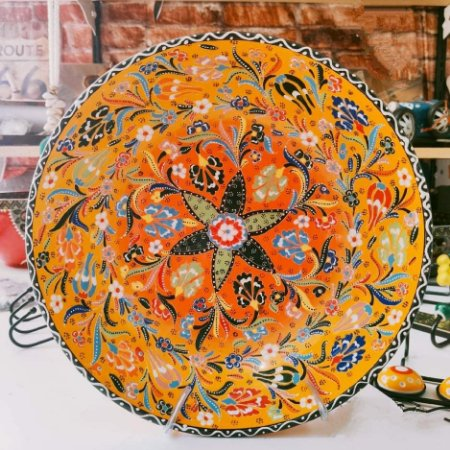 Tigela Safira Turquia - 30cm