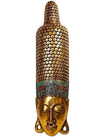 Máscara Buda Gold -Ushnisha - 1M