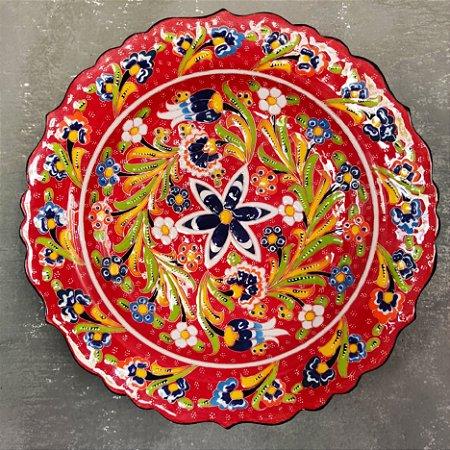 Prato Turco Sanliurfa red 30cm