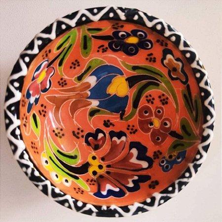Tigela Cerâmica Turquia - 8cm