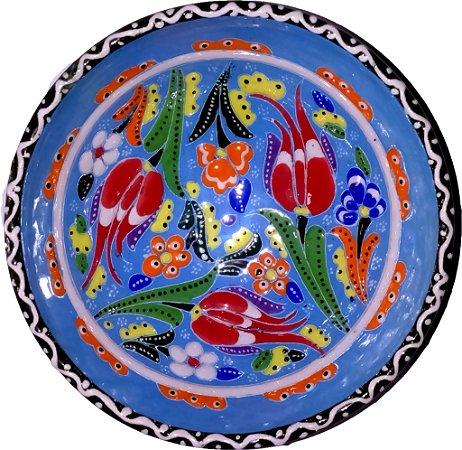 Tigela cerâmica Turquia 12cm