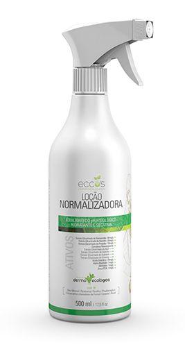 LOÇÃO NORMALIZADORA | 500 ML - Eccos Cosméticos