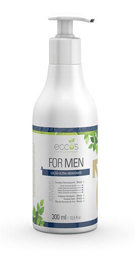 For Men|300 ml - Eccos Cosméticos