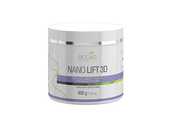 Nano Lift 3D|400 gr - Eccos Cosméticos