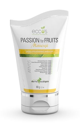 Passion For Fruits Maracujá|60 gr - Eccos Cosméticos