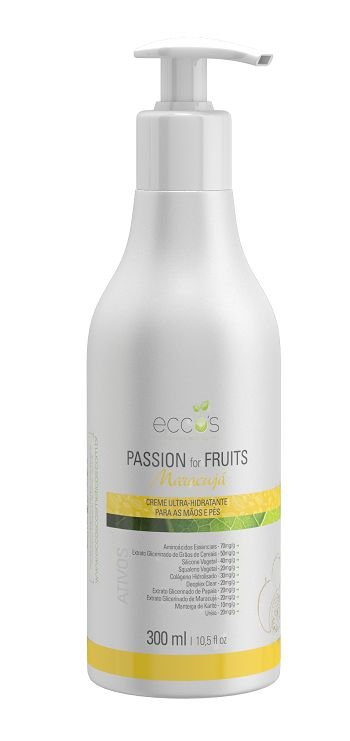 Passion For Fruits Maracujá|300 ml - Eccos Cosméticos