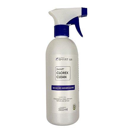 Smart Clorex Clean - Solução Higienizante com clorexidina - 500 mL - SMART GR