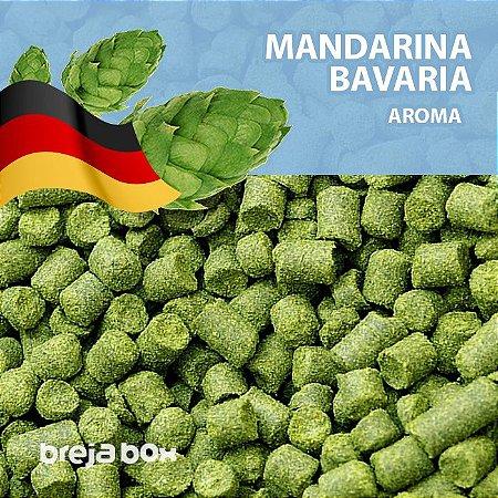 Lúpulo Mandarina Bavaria - 50g em pellet