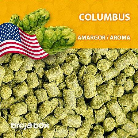 Lúpulo Columbus - kilo em pellet