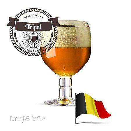 Tripel - kit receita - Breja Box