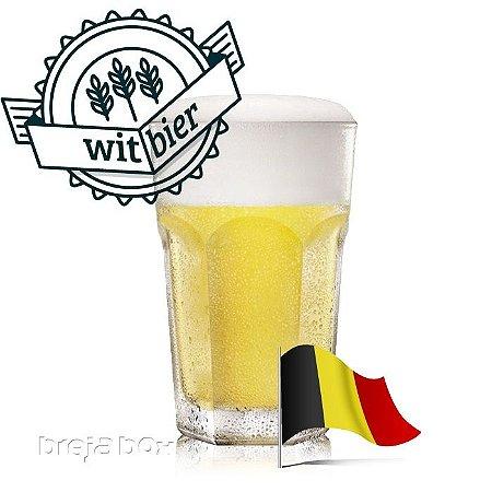 Witbier kit receita - Breja Box