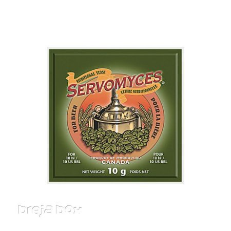 Servomyces Nutriente para Levedura blister c/6