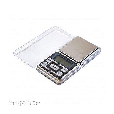 Mini Balança de Precisão Digital - 500g   Breja Box