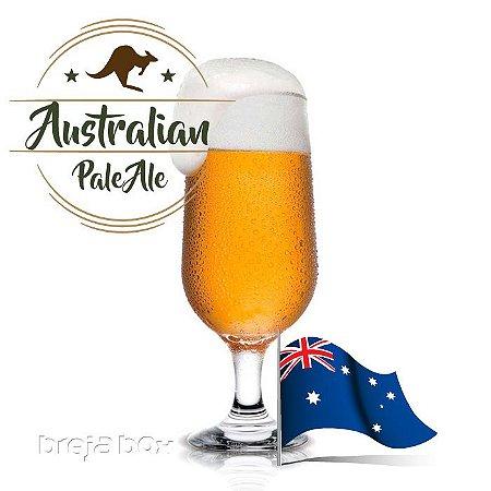 Australian Pale Ale kit receita - Breja Box