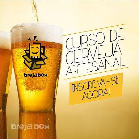 Curso Básico de Cerveja Artesanal SANTO ANDRÉ - Breja Box