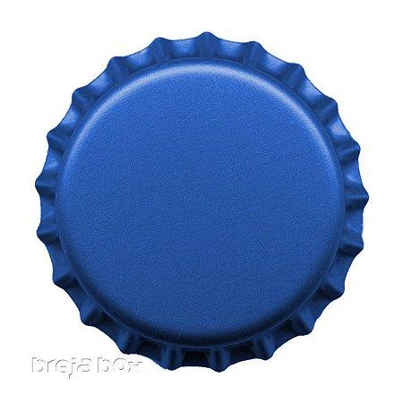 Tampinha de garrafa Azul - 100 unidades |PRY OFF - Breja Box