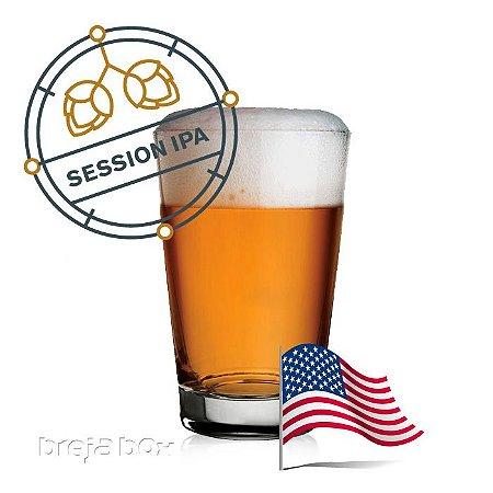 Session IPA kit receita - Breja Box