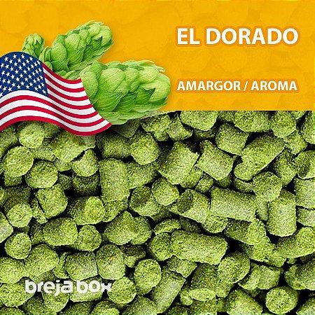 Lúpulo El Dorado - 50g em pellet