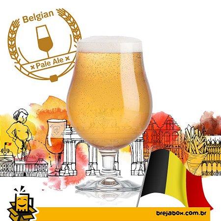 Belgian Pale Ale kit receita - Breja Box