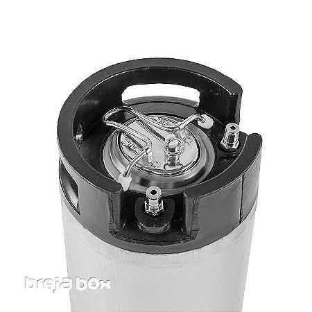Barril Post Mix Ball Lock 19 litros - Breja Box