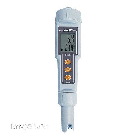 Medidor de pH eletrônico - Breja Box