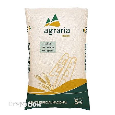 Saca de Malte Pale Ale Agrária 5kg | 6 EBC - Breja Box