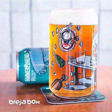 Copo Lata 473ml Hammerhead da Cervejaria Narcose | Breja Box