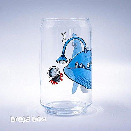 Copo Lata 473ml Abyssal da Cervejaria Narcose | Breja Box