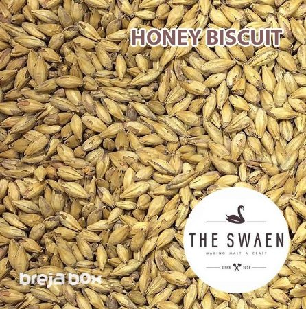 Malte Honey Biscuit Swaen | 80-90 EBC Breja box