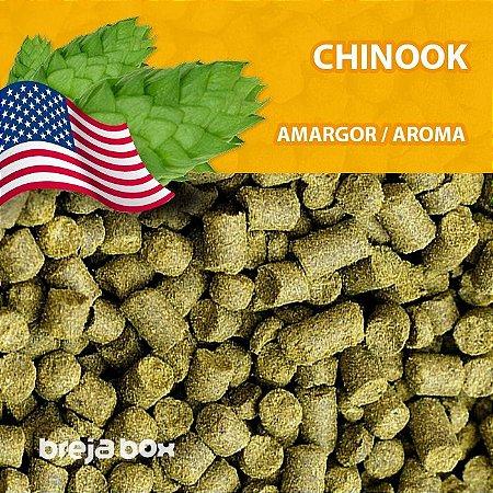 Lúpulo Chinook - 50g em pellet