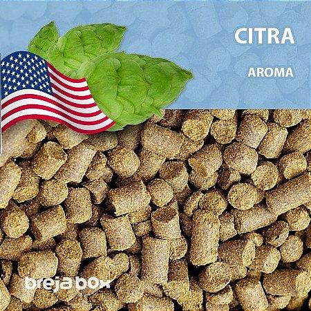 Lúpulo Citra - 50g em pellet