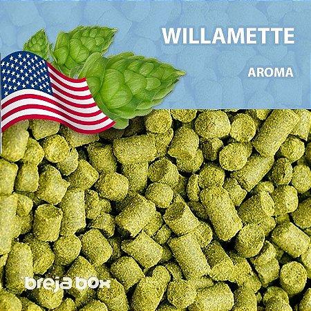 Lúpulo Willamette - 50g em pellet
