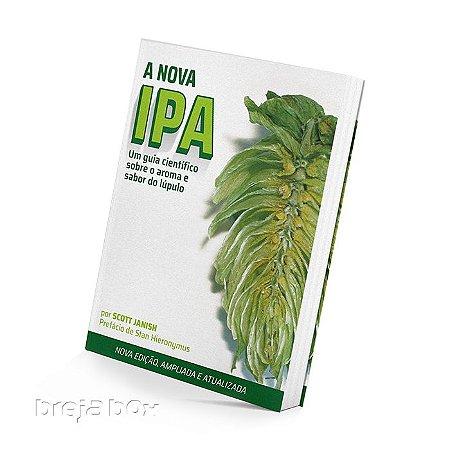 Livro A Nova IPA (Scott Janish) - Breja Box