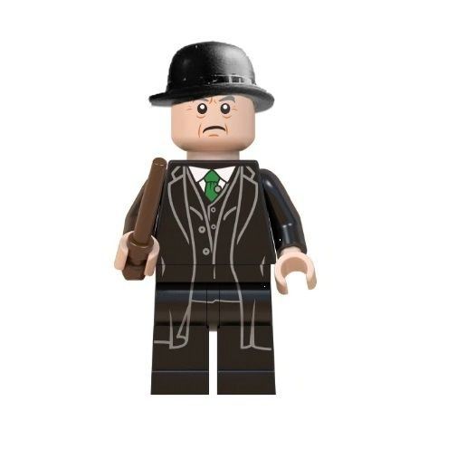 Boneco Compatível Lego Cornélio Fudge - Harry Potter