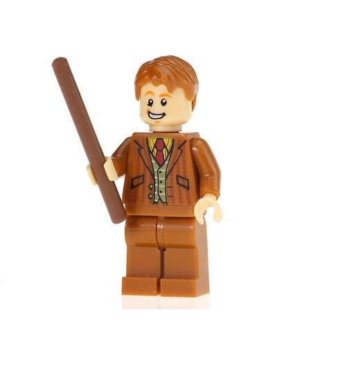 Boneco Compatível Lego Fred ou Jorge Weasley - Harry Potter