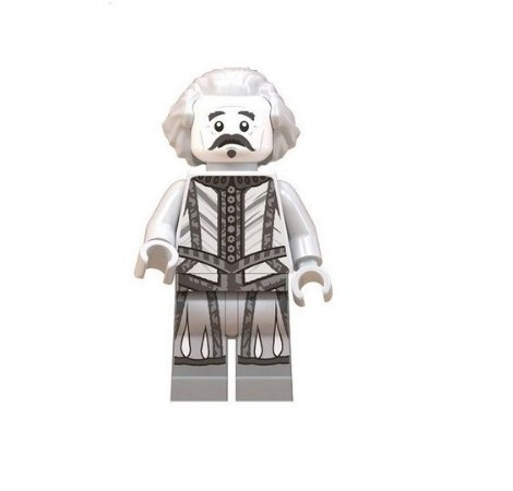 Boneco Compatível Lego Nick Quase Sem Cabeça - Harry Potter