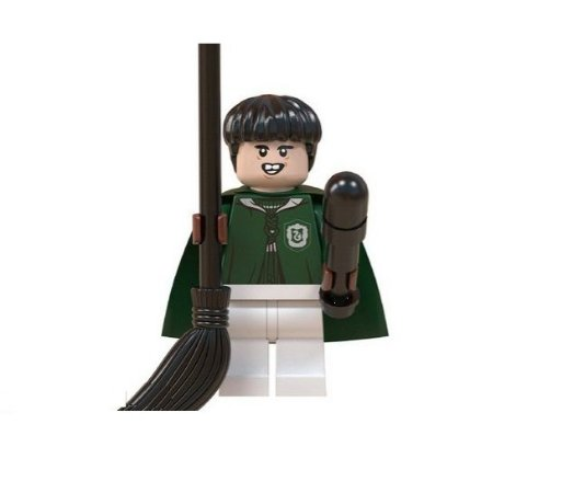 Boneco Compatível Lego Marcus Flint - Harry Potter