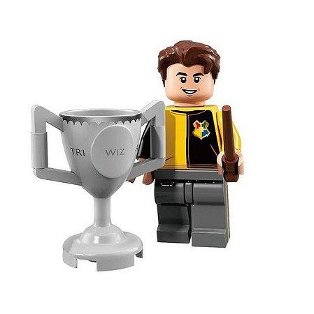 Boneco Compatível Lego Cedrico Diggory - Harry Potter (Edição Especial)
