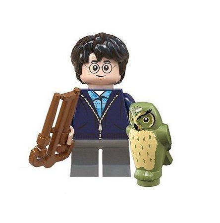 Boneco Compatível Lego Harry Potter - Harry Potter (Edição Especial)