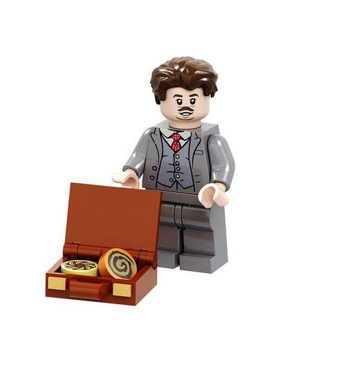 Boneco Compatível Lego Jacob - Harry Potter