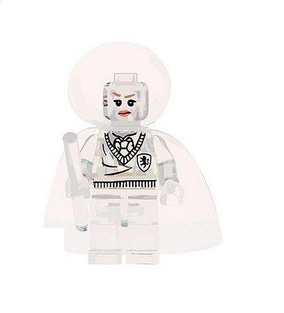 Boneco Compatível Lego Hermione Capa Invisibilidade - Harry Potter (Edição Especial)