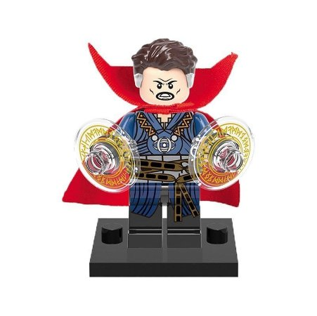 Boneco Doutor Estranho Lego Compatível - Marvel (Edição Especial)