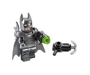 Mini Figura Compatível Lego Batman com Armadura (Edição Especial)